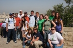 GBC Israel 2009 on the Mount of Olives