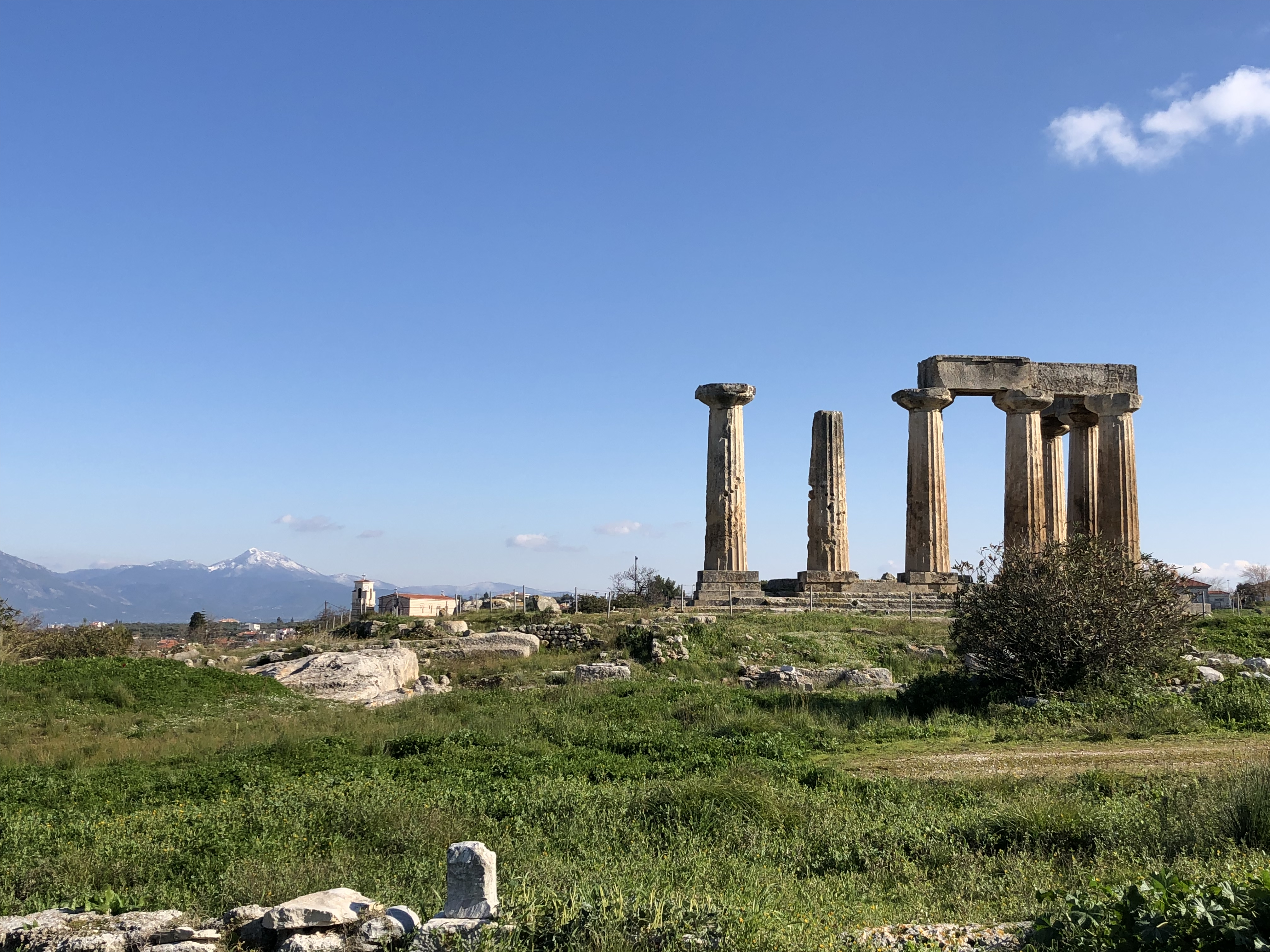 Acts 18 – Corinth in the First Century