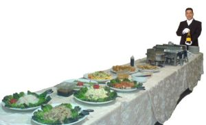 A Banquet Table