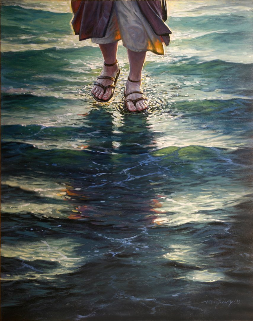 John 6:16-24 – What was the Point of Walking on the Water