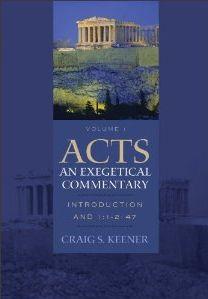 Keener Acts
