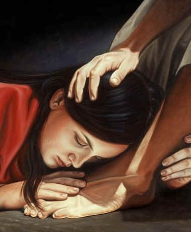 Image result for jesus anointed