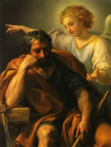 Joseph and the Angel