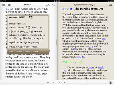 Best Bible App for iPad | Reading Acts