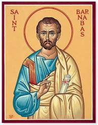 Barnabas Icon