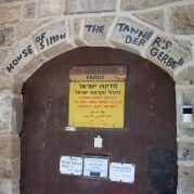Simon the Tanner's Door