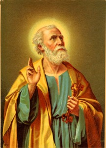 Saint Peter and the Keys