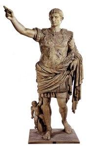 Augustus-Caesar-Statue