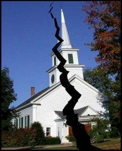 Divided Church 2