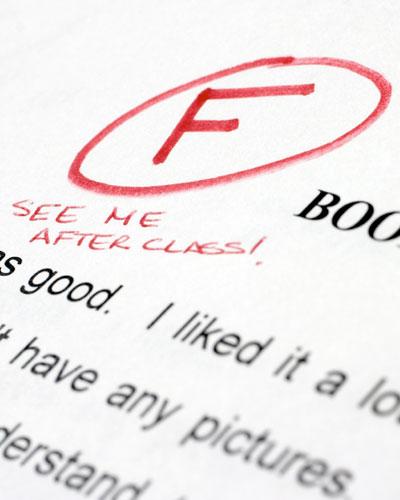 Top 10 Ways to Fail a Bible Paper