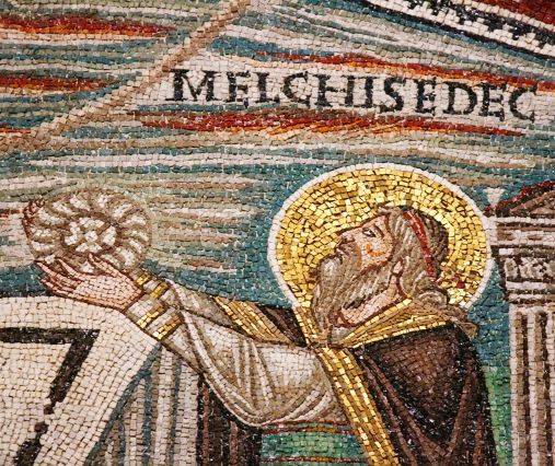 Image result for in the line of melchizedek