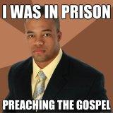 In Prison