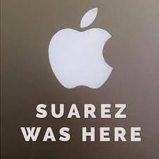 Suarez was Here