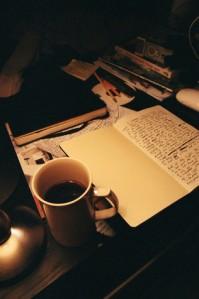 Coffee and Moleskine