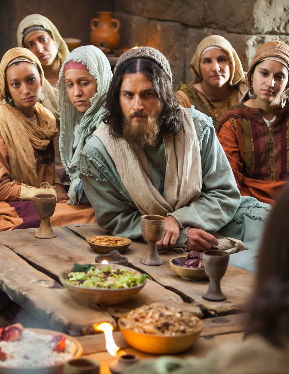 parables and the historical jesus reading acts