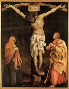 Cross by Matthias Grunewald