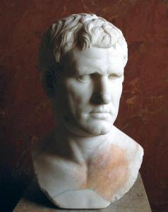 agrippa at the louvre