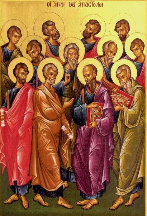 Image result for council of the apostles
