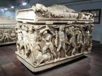 Hercules Sarcophagus (ca. 250–260 AD)