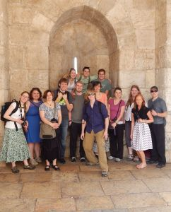 At Jaffa Gate 2013