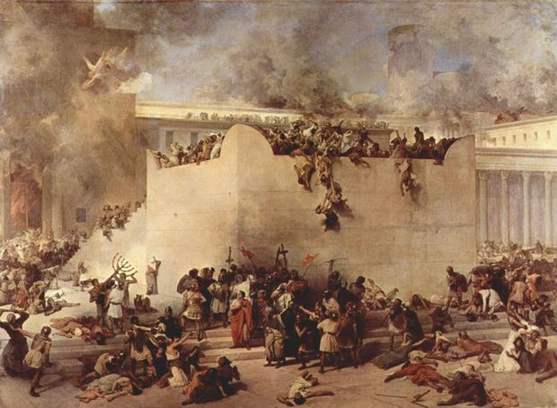 Fall of Jersualem