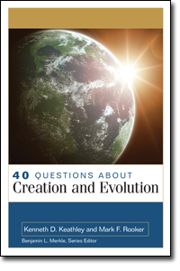 Forty Questions Creation and Evolution