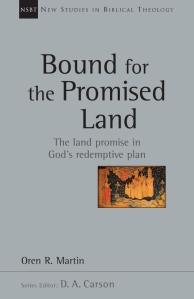 Oren Martin Bound for the Promised Land