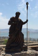 At Capernaum