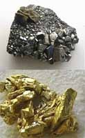 Gold or Pyrite?