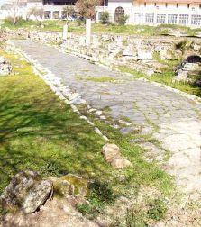 Roman Road in Tarsus