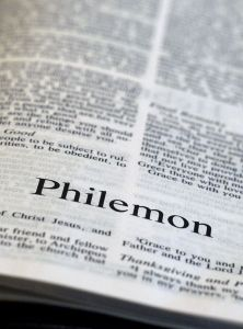 Philemon Bible