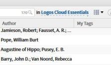 Logos Cloud Essentials