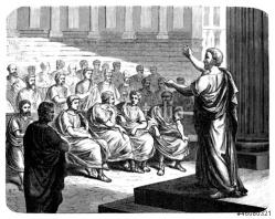 Greek-orator