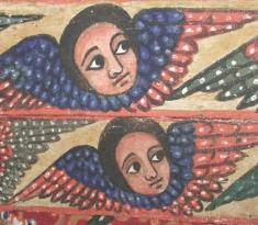 Image result for angel head wings ethiopia
