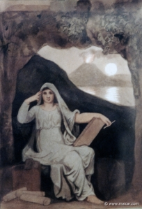 The Cumaean Sibyl
