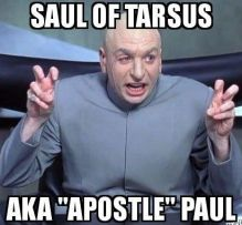 Was Paul as an Apostle?