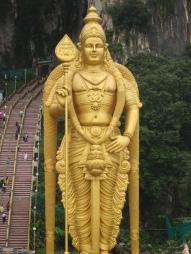 Lord Subrahmanya in Malaysia