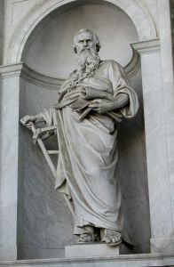 paul-statue-rome