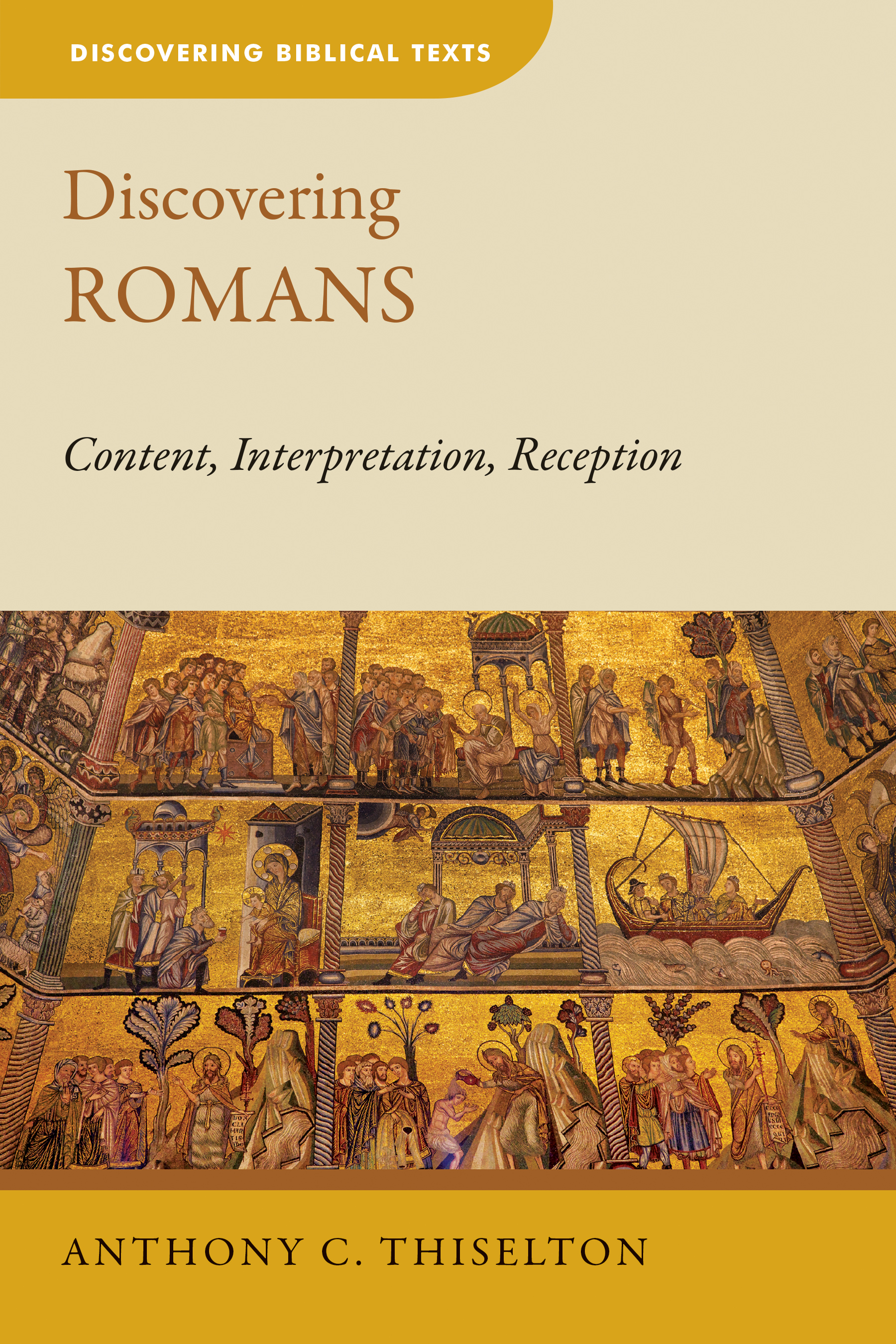 Book Review Anthony Thiselton Discovering Romans
