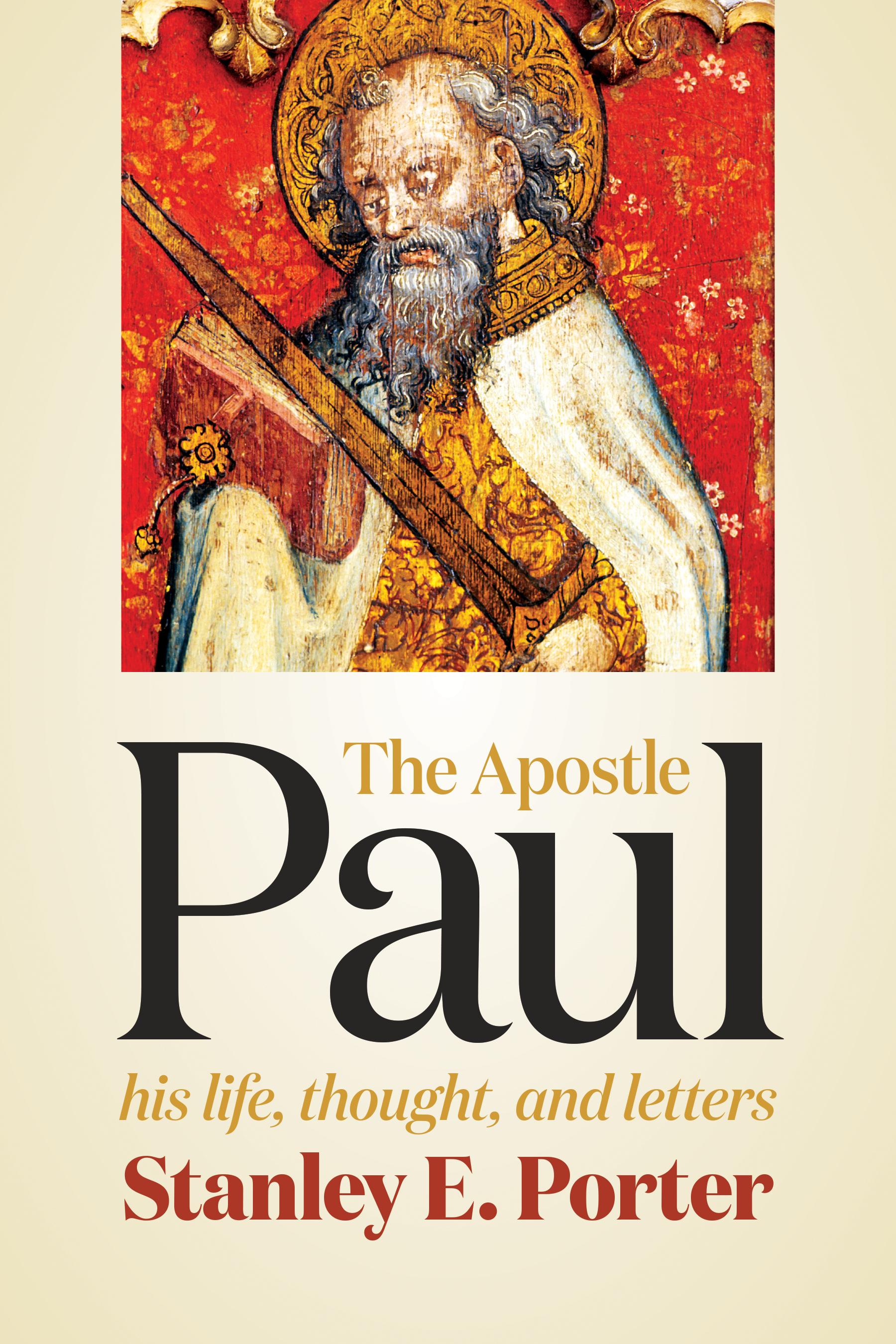 Book Review Stanley E Porter The Apostle Paul
