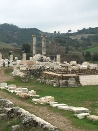 Artemis Temple at Sardis