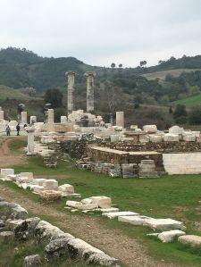 Artemis Temple at Sardis