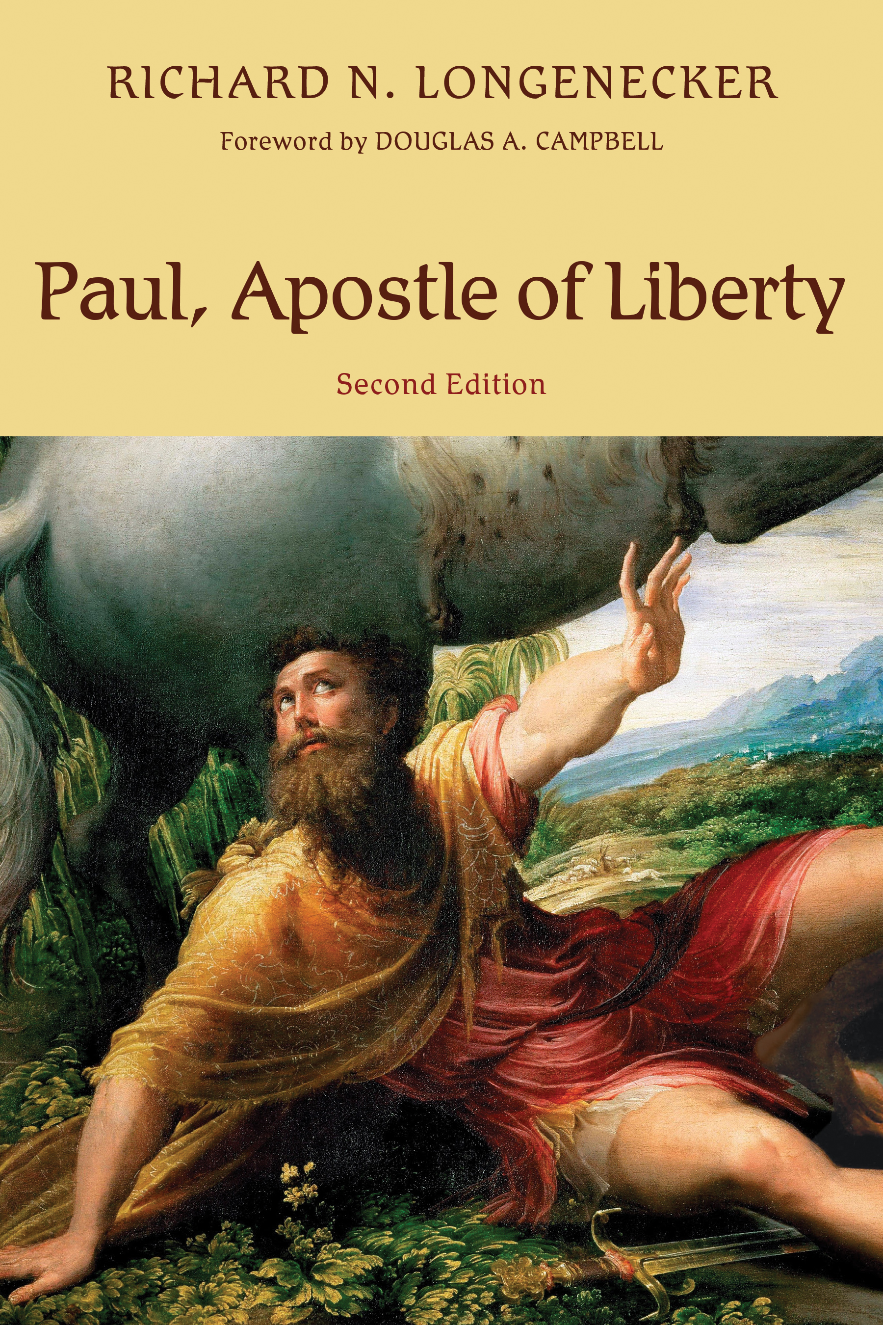 book review  richard n  longenecker  paul  apostle of
