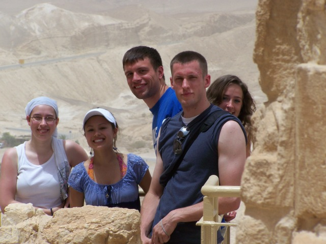 Israel, Masada, Travel