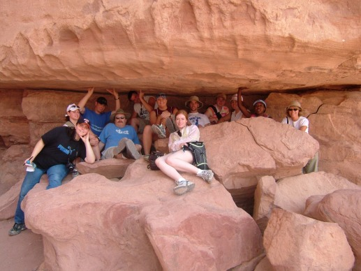 Israel, Timna, Travel