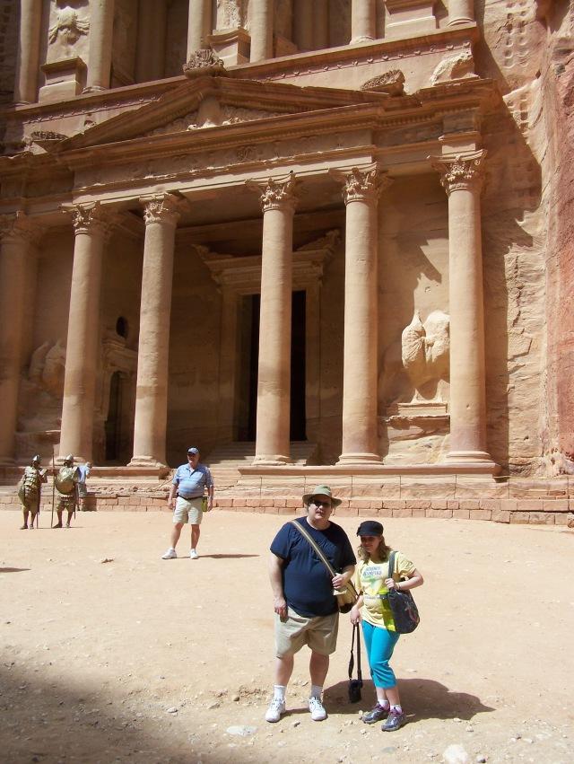 Petra, Jordan, Travel