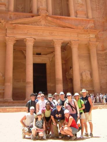 Israel, Petra, Jordan, Travel