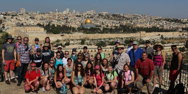 Israel, Jordan, Travel