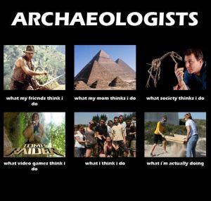 Archaeologist Meme