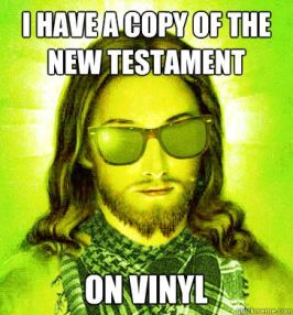 Hopster Jesus Meme